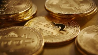 Goldene Bitcoins (imago stock&people / Science Photo Library)